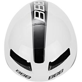 BBB Tithon BHE-08 - Casque de vélo - blanc/noir